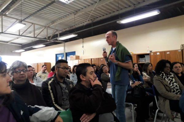 Comunicação Não Violenta (CNV) e Cultura do Diálogo na Escola